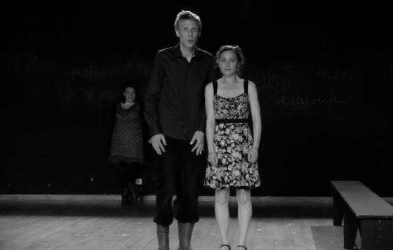 Stage au Théâtre du Nord à Lille - Mai 2015 - Photo Julien Schwinte